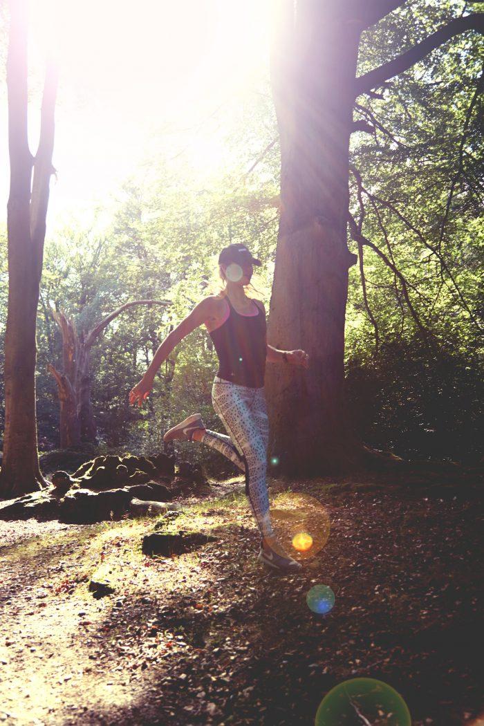 The Secret to Enjoy Running