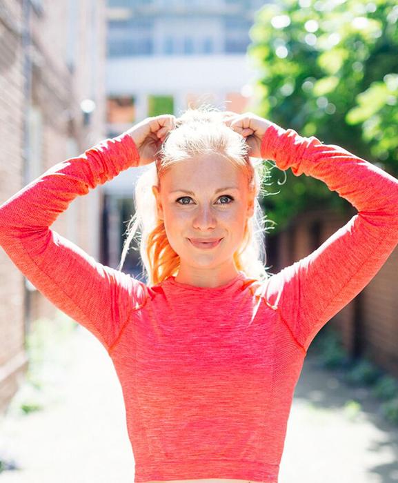 London PT Anna Profile